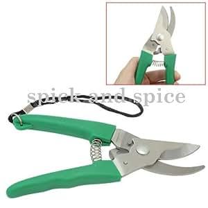 Herramienta de mano cortador de tijeras de podar tijeras de podar tijeras de derivación jardín plantas Bush