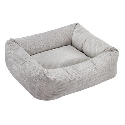 - Bowsers Dutchie Bed, Small, Silver Treats