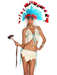 Tipi Treat Sexy Native American Costume