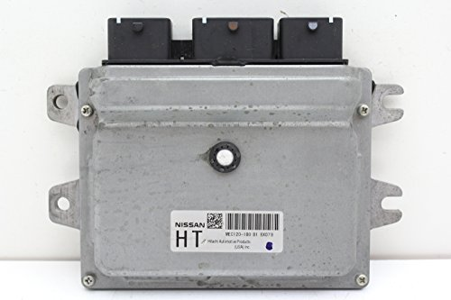 Nissan 09 Altima MEC120-180 B1 Computer Brain Engine Control ECU ECM EBX Module