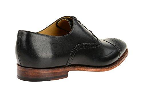 Gordon & Bros4561-b Black - Botas Chukka Hombre negro