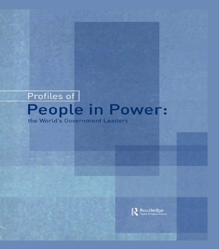 Download Profiles of People in Power: The World's Government Leaders Pdf