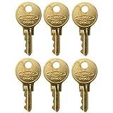 Bobrick Cat 74 Keys - Pack of 6 Keys