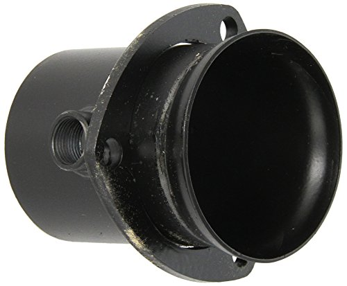 Hedman Hedders 21134 Oxygen Sensor Header Reducer 3 in. Collector To 3 in. Exhaust Tube Size Ball And Socket Sold Individually Oxygen Sensor Header Reducer (Hedman Reducers Header)