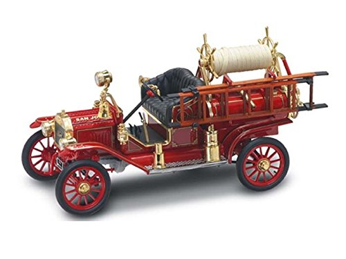1914 Ford Model T Fire Engine 1/18