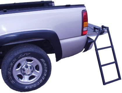 Top Line TS300002 Tailgate Step Black