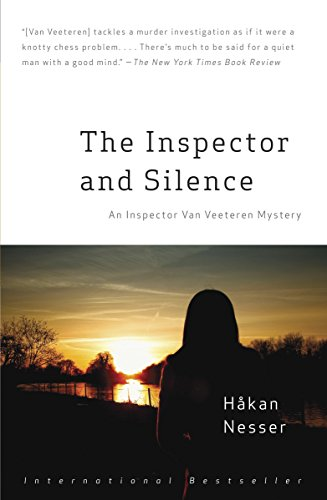 Image of The Inspector and Silence: An Inspector Van Veeteren Mystery (5) (Inspector Van Veeteren Series)