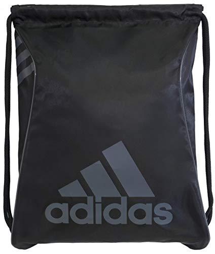 adidas Burst Sackpack- Black/Solar Pink/Glow Orange/Solar ...