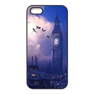 Custom LiuXueFei Phone caseLondon Big Ben For Iphone 5c -Style-9