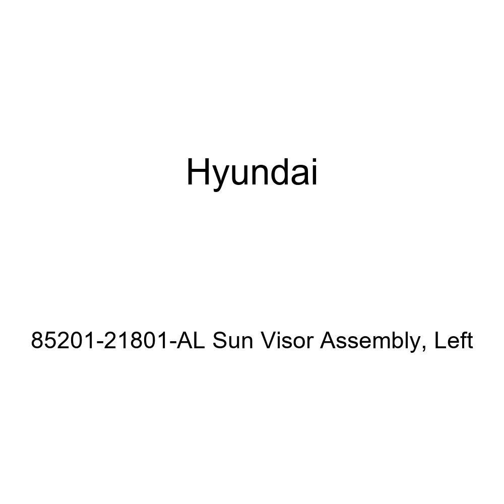 Genuine Hyundai 85201-21801-AL Sun Visor Assembly Left