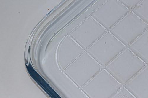 Panasonic original en verre Pyrex Four à micro-ondes Plateau pour nn-cf750wepg