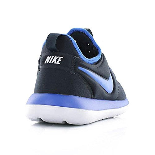 Nike 844653-400, Zapatillas de Deporte para Niños Azul oscuro (Dark Obsidian / Hyper Cobalt Wolf Grey)