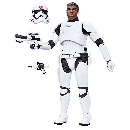 Star Wars: The Force Awakens Black Series 6 Inch Finn (FN-2187)