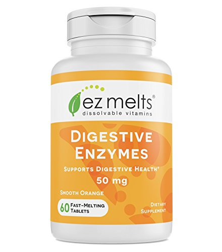 EZ Melts Digestive Enzymes
