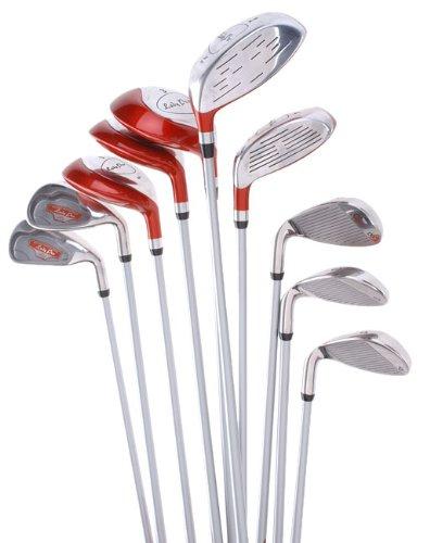Delta Golf Lady Pro 10 Piece Hybrid Right Hand Set, Outdoor Stuffs