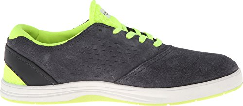 Nike Herren Boston 2 Synthetic-And-Stoff Turnschuhe Anthrazit / Gipfel Weiß-Volt