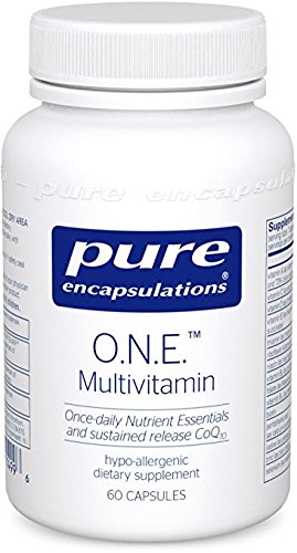 Pure Encapsulations O.N.E. Multivitamin, 60 Count For Sale