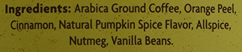 Trader Joes Pumpkin Spice Coffee...14 Oz.