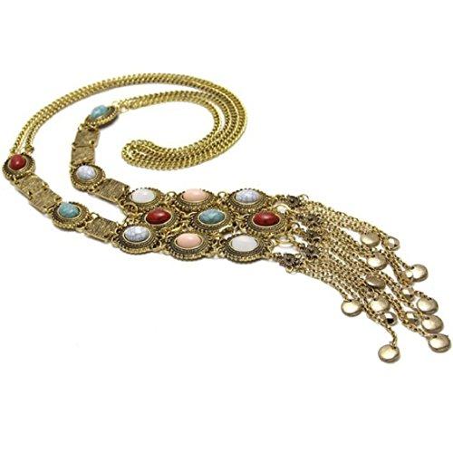 ikevan-fashion-retro-bohemia-style-long-section-popular-tassel-pendant-necklace-sweater-chain-jewelr