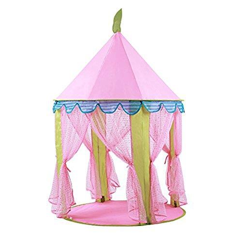 ODOLANDPrincess Children Tentfor Outdoor Playhouse