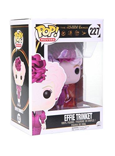 Funko POP Movies: The Hunger Games - Effie Trinket Action Figure