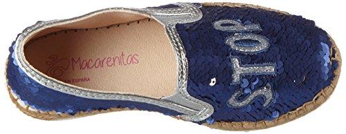 Macarena Lepisma Enfant Jeans Mixte Espadrilles Bleu qp8rOqf