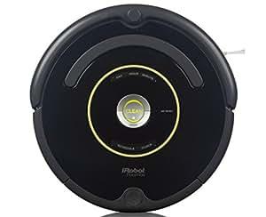 iRobot Roomba 650 Robot Aspirador, Alto Rendimiento de Limpieza, Programable, Atrapa el Pelo de Mascotas, 33 W, 70 Decibeles
