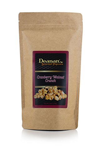Gourmet Popcorn Gift Set - Cranberry Walnut Crunch (4 pack)