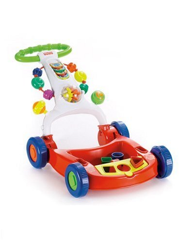 Fisher price - Trotteur D'apprentissage - Fisher Price   B000LT1CMK