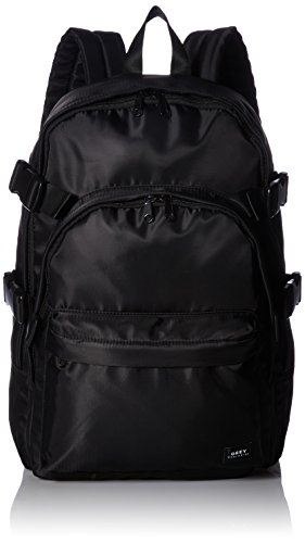 OBEY Junior's Controller Bookbag, Black, ONE SIZE