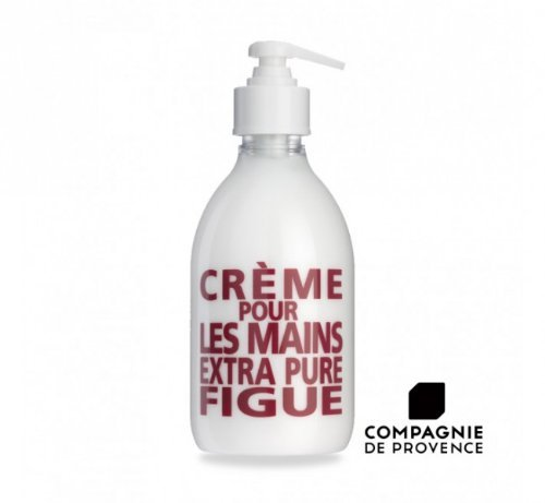 Compagnie De Provence Marseille Extra Pur Hand Cream Fig Of Provence 300Ml