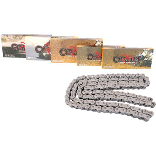 ORBIT 520 Non-Sealed MX Racing Heavy Duty Motorcycle Chain - 120 Links (Racing Sealed)