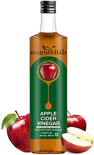 Nourish Vitals Apple Cider Vinegar 500ml