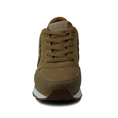 MTNG Jakomo, Sneakers Basses Homme Multicolore (Softpu Cuerotaupe)