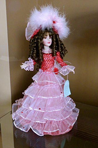 Spanish Dancer Porcelain Doll