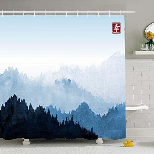 - Ahawoso Shower Curtains 66
