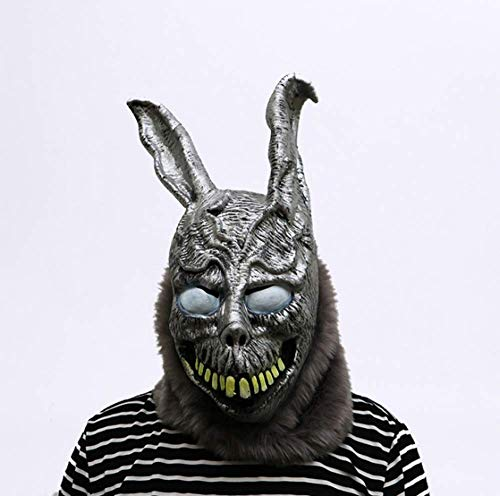Frank Costume From Donnie Darko - Halloween Mask Animal Cartoon Rabbit Masks
