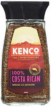 - Kenco Costa Rican Instant Coffee 100g