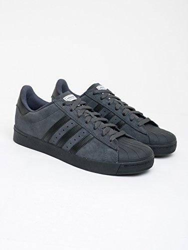 Zapatillas Adidas Originals Superstar Vulc ADV Black, 39 Eu