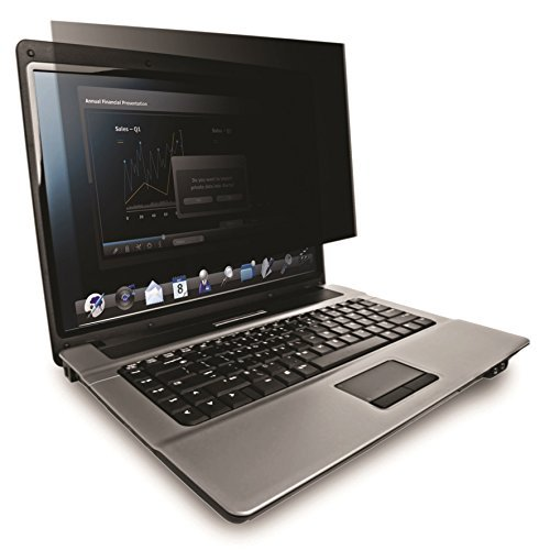 3M Privacy Filter for Widescreen Laptop 15.4