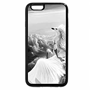 iPhone 6S Case, iPhone 6 Case (Black & White) - Pegasus