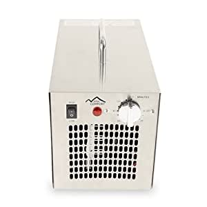 New Comfort Stainless Steel 7000 mg/h Commercial Ozone Generator and Air Purifier