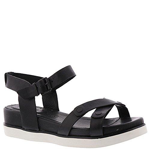 Sandale Femme Bussola Pavot Noir