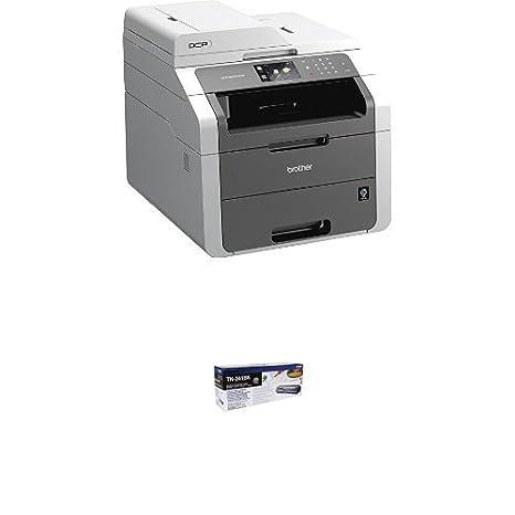Brother DCP-9020CDW - Impresora multifunción láser color + ...