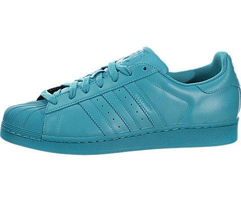 Adidas Mens Superstar Supercolor LABGRN S41835 10.5