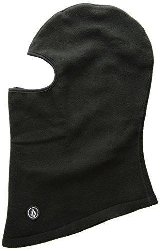 Volcom Men's Powclava Balaclava, Black, O/S - Volcom Fleece Beanie