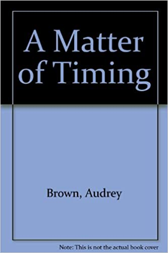 Book A Matter of Timing
