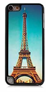 HeartCase Hard Case for Apple itouch 5g 5th Generation ( Paris Tower )