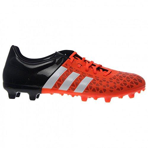 adidas Ace 15.3FG/AG de fútbol del hombre cornamusa Solar Orange/White/Core Black