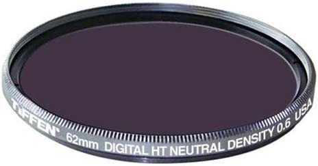 Tiffen 62HTND6 62MM Digital HT ND 0.6 Titanium Filter [並行輸入品]